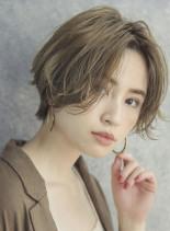 センシュアルショート(髪型ショートヘア)