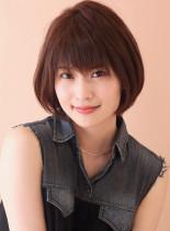 ひし形マルチシルエット☆(髪型ボブ)