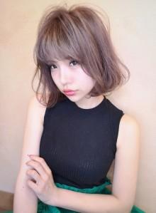 ワンカールエアリーボブ☆(ビューティーナビ)