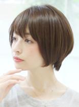 30代からの大人女性にオススメの髪型(髪型ショートヘア)