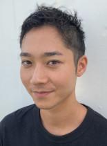 スッキリベリーショート(髪型メンズ)