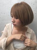 愛され大人ショート☆似合わせカット☆(髪型ショートヘア)