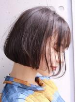 大人可愛い◇美シルエットボブ(髪型ボブ)