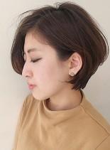 辺見えみり風♪フェミニングラボブ(髪型ショートヘア)