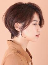 バランス美人ショート☆(髪型ショートヘア)