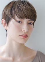 大人可愛い◇タイトマッシュ(髪型ベリーショート)