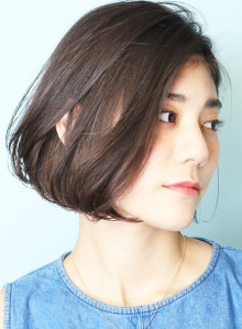 大人の美髪エレガントボブ☆(ビューティーナビ)