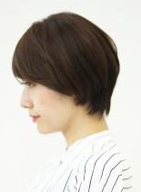 30代40代50代ショートカット(髪型ショートヘア)