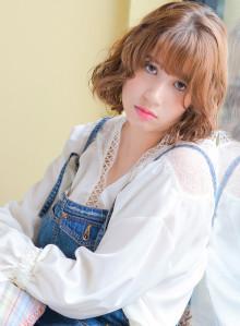 marinate☆外国人風ボブウェーブ(ビューティーナビ)