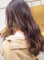 ラフウェーブのナチュラルロング(髪型ロング)