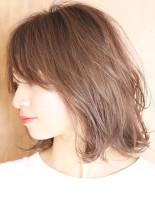結べるレイヤーボブ☆大人可愛い斜めバング(髪型ボブ)