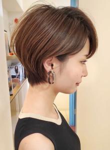 小顔バランスカット☆(ビューティーナビ)