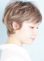 丸みが可愛い☆スタンダードショート(髪型ショートヘア)