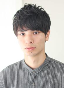 丸顔 似合う髪型 男性/画像あり】の髪型・ヘアスタイル・ヘア