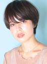 ツヤ髪◇女っぽマッシュショート