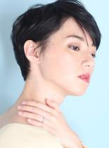30代*40代大人のための美人ショート☆(髪型ショートヘア)