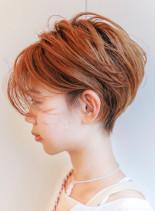 大人の骨格美人ショート(髪型ショートヘア)