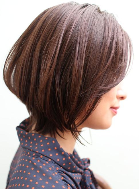 髪型 菅野 美穂