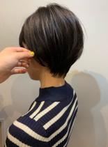 大人可愛いショートヘア☆簡単スタイリング(髪型ショートヘア)