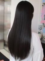 キレイなレア髪ロング