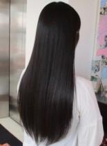 キレイなレア髪ロング(髪型ロング)