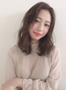 大人かわいい小顔効果ひし形シルエット☆(ビューティーナビ)