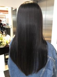 究極の艶髪スタイル