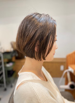 30代40代 大人女性の似合わせボブ(髪型ボブ)