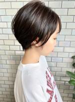 30代・40代◎大人可愛いショートヘア