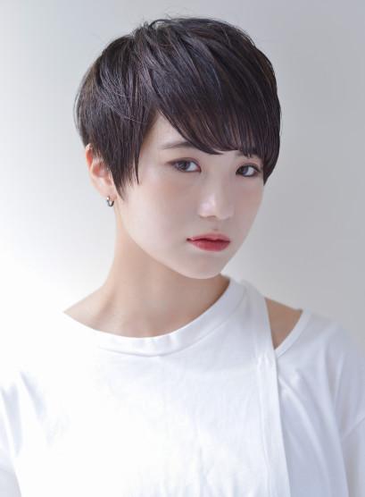 美髪◇タイトショート(髪型ベリーショート)
