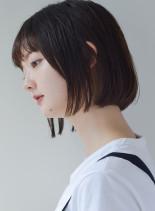 ミニマムボブ(髪型ボブ)
