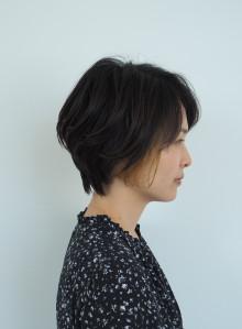 ハンサムショート×デザインカラー(ビューティーナビ)