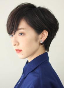 ☆30代・40代☆大人黒髪ショートボブ