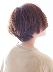 ふんわり感No1☆大人のショートボブ(ビューティーナビ)