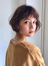 アンタイディショートボブ(髪型ショートヘア)