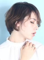 カッコイイ☆大人ショート☆(髪型ショートヘア)