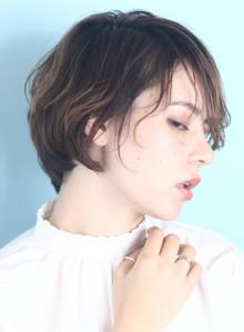 カッコイイ☆大人ショート☆(ビューティーナビ)