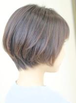 30代〜の大人女性におすすめの髪型(髪型ショートヘア)