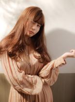 外国人風♪ゆるかわスタイル(髪型ロング)