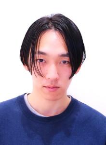 松田翔太風ショートヘア