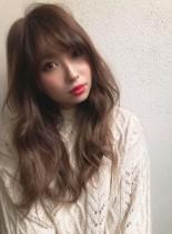 ゆるふわmix☆ショコラブラウン(髪型ロング)