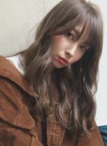 新木優子さん風☆ゆるふわパーマスタイル(髪型ロング)