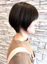 30代40代50代 お手入れ簡単ショート(髪型ショートヘア)