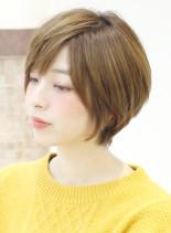 30代〜の大人女性におすすめショート(髪型ショートヘア)