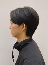 ビジネスマン向けハンサムショート(髪型メンズ)