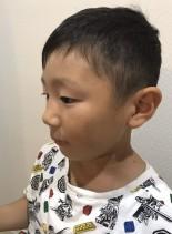 キッズカット(髪型メンズ)