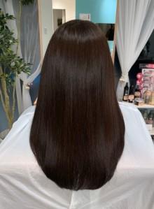 頭皮から改善!髪の潤いと艶