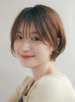 ふんわりキュートショートヘア☆(髪型ショートヘア)
