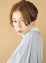 ミニマムハンサムショート(髪型ショートヘア)