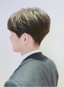 ★大人メンズの流し前髪ビジネスヘア★(ビューティーナビ)